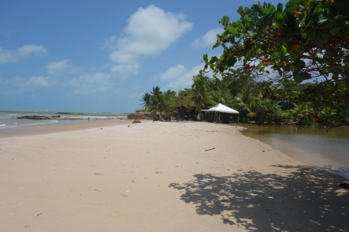 One of the nearest beaches to us