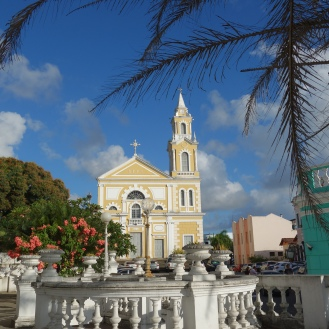 The historical centre of João Pessoa