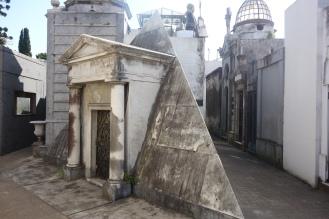cemetery of la recoleta