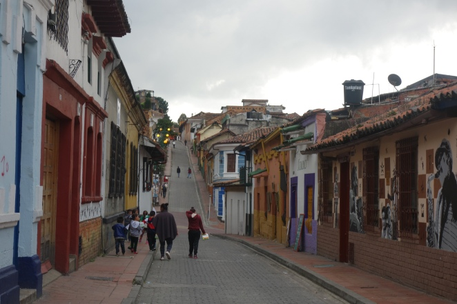 Part of the Candelaria