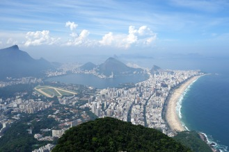 View from Dois Irmãos
