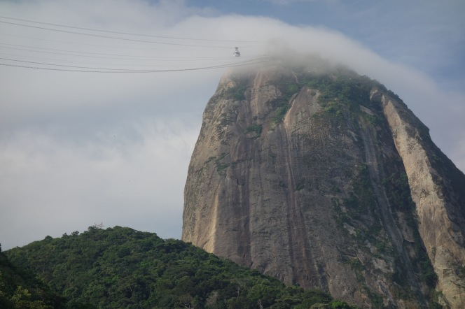 View of the SugarLoaf