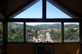 View of our house in Buzios