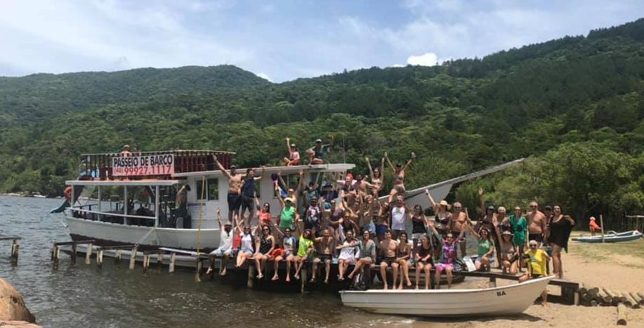 Lagoa da Conceição - Floripa Trekking Boat Party
