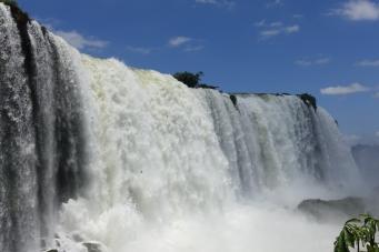 Foz do Iguaçu - Brazilian Side