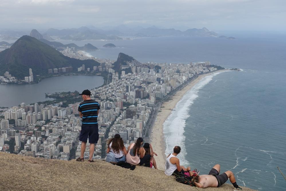 Rio de Janeiro - Dois Irmãos