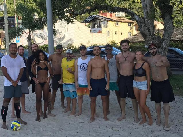 Florianopolis - Volleyball